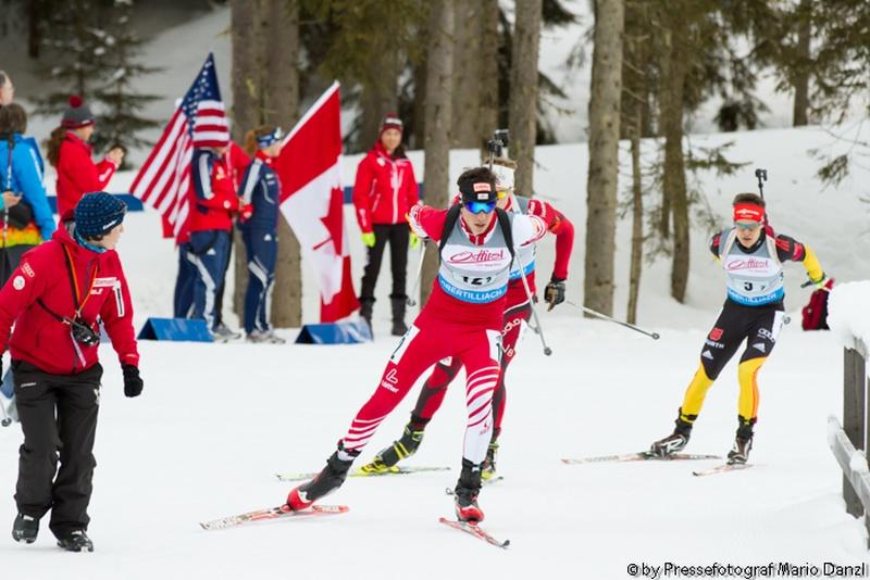 Biathlon Obertilliach